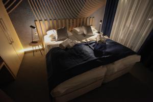 Krevet ili kreveti u jedinici u objektu Luxury Apartments Taša