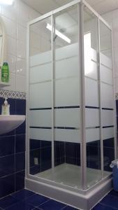 Ein Badezimmer in der Unterkunft Latchi Studio Apartment