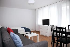 TV/trung tâm giải trí tại Star Vacation Homes Lucerne