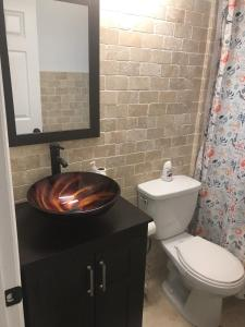 A bathroom at 12316 Eldon Dr Vacation Home