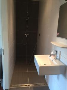 A bathroom at Apartement Dieskant