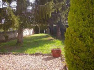 Jardin de l'établissement Holiday Home Luzillé