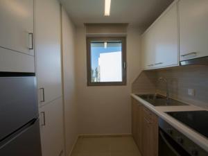 A kitchen or kitchenette at Villa Giasemi