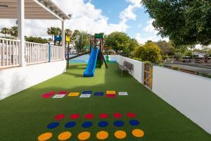De kinderspeelruimte van Hyde Park Lane Villas