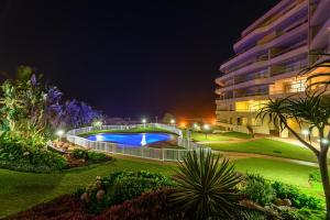 The swimming pool at or close to Ballito Luxury Family Apartment (on the beach)