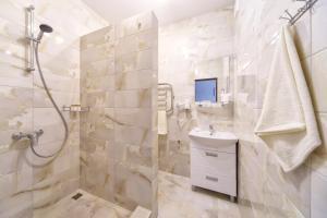 """Ванная комната в Apartment """"House 213"""""""