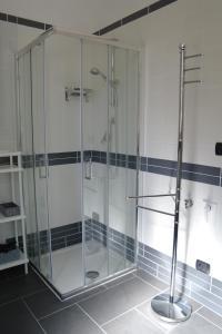A bathroom at Il nido di Paola