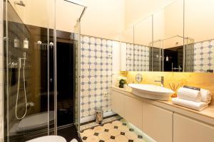 Ein Badezimmer in der Unterkunft Your Opo Bolhao Apartments