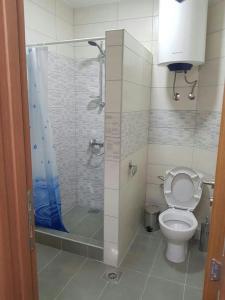 Koupelna v ubytování Apartmani Srećko