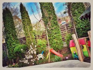 Zona de joacă pentru copii de la Eco Travel