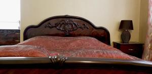 Кровать или кровати в номере Apartment Tiraspol on Lenina 7