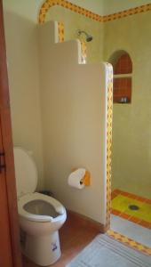A bathroom at Las Terrazas del Cortés