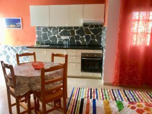 Küche/Küchenzeile in der Unterkunft Finca Arcoiris