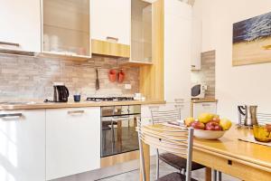Cucina o angolo cottura di Bologna Zanolini Apartment