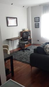 Istumisnurk majutusasutuses 12 Archer Street