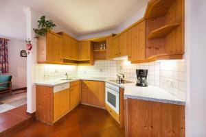 Cucina o angolo cottura di Ferienwohnung Webhofer