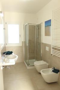 Um banheiro em 197 Pozzo San Nicola