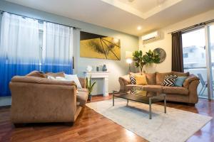 A seating area at Condominium Palace Resort Chatan A / Vacation STAY 28349