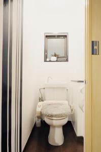 ห้องน้ำของ May Guesthouse