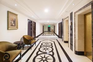 Лобби или стойка регистрации в Beautiful Apartment D7 Central Pattaya