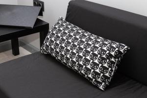 Кровать или кровати в номере Shtil