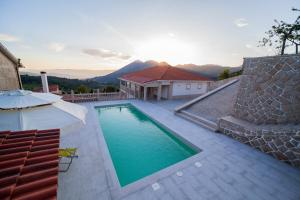 The swimming pool at or near Casa Palace