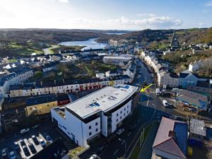 A bird's-eye view of Apartment 144 - Clifden