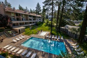 A view of the pool at Amazing Condo With Loft | Lakeland Village Resort At Heaven Condo or nearby
