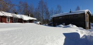 Hamra, Orsa Finnmark, Nature Adventures Hamra under vintern