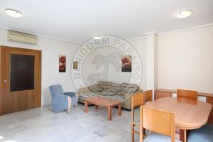 A seating area at Apartamentos Paraíso Florida - BenidormParaíso