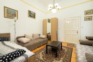拉科齊公寓休息區