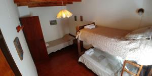 Una cama o camas en una habitación de Coronel Rodhe 840