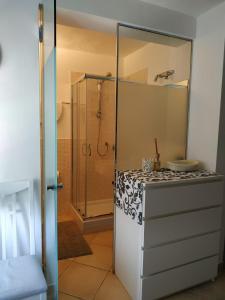 Łazienka w obiekcie Villa Venino