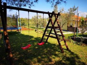 Children's play area at Holiday home Nada
