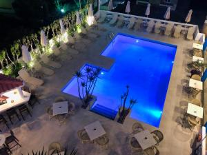 A view of the pool at Folia Apartments or nearby