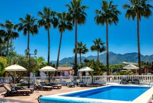 The Palms Boutique Resort Málaga - Adults Only