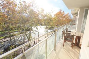 A balcony or terrace at TRAMUNTANA LITORAL