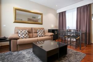 Et opholdsområde på Tendency Apartments 5