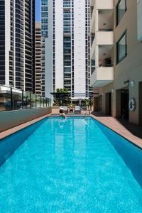 The swimming pool at or near The Sebel Brisbane