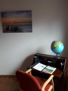 TV/Unterhaltungsangebot in der Unterkunft Apartments Fröhling