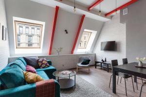Shaulis Apartment on Nevsky 117 휴식 공간