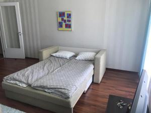 Kaisa房間的床