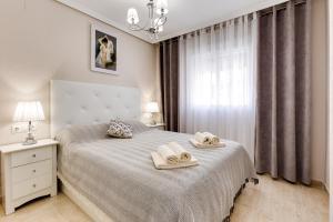 Apartamento Gloria (100m playa Del Cura)