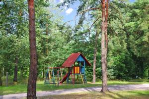 Children's play area at Holiday village am Weinberg Dobbrikow - DBS05003-BYB