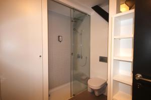 Kúpeľňa v ubytovaní Prague Castle View Apartment with Air conditioning