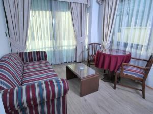 Zona de estar de Apart Hotel Diego De Almagro