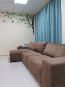 A seating area at Family Apartments