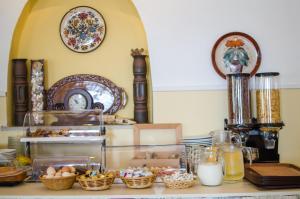 Jedzenie w hotelu apartamentowym lub w pobliżu