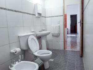 Un baño de Alojamiento Las Retamas