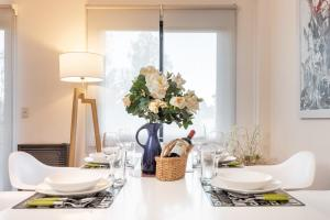 Un restaurant u otro lugar para comer en Tu Apart en Bariloche 1